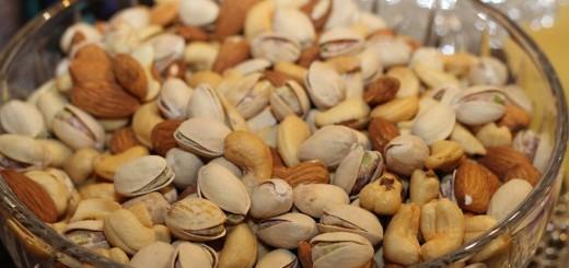 rasvad ja pähklid