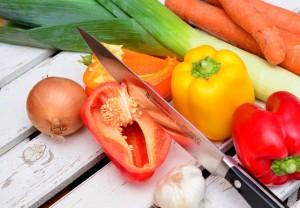 Köögivilju võib süüa ilma piiranguta ja sobivad ka hästi vahepalaks.