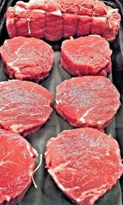 Eri tüüpi lihade osakaal peaks toidus jääma 20% piiridesse.