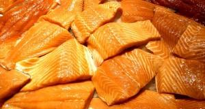 Eelista kasvanduse kalale looduslikust veekogust püütud kala, näiteks merelõhe.