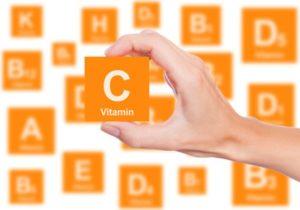Raua imendumisele aitab kaasa C-vitamiin.