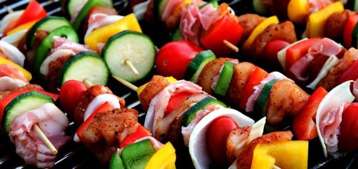 Grilli kiirelt valmivaid toite, et toiteained säiliksid.
