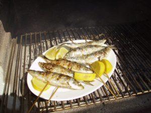 Kala grillimine on hea alternatiiv liigsele sea või loomaliha söömisele.