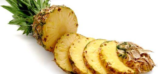 Ananassis olev bromealiin soodustab seedimist ja vähendab kõrvetiste riski.