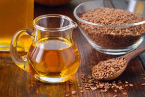 Linaseemneid ja -õli peetakse heaks oomega-3-rasvhapete allikaks.