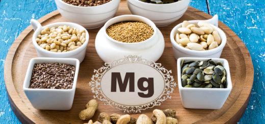 Magneesiumi leidub rohkelt pähklites ja seemnetes.