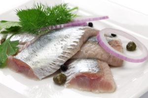 Depressioon on välditav, süües oomega-3-rasvhappete-rikkaid kalu, näiteks heeringat.