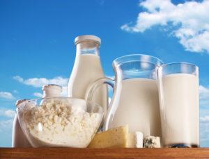 Piimatooted on üheks heaks kaltsiumiallikaks.