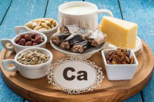 Kaltsium on meie luude ja hammaste alusmaterjal. Kaltsiumi saame toidust süües kala, pähkleid ja piimatooteid.