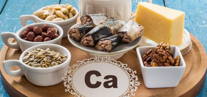 Kaltsiumi puudus on välditav süües kala, pähkleid ja piimatooteid.