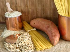 Teraviljade glükeemiline koormus on kõrge, kuid neis on rohkelt kasulikke toitaineid.