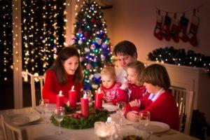 Jõulutoitu süües on mõistlik jätta paus soolase ja magusa söögi vahele, et toit vahepeal seeduda saaks.