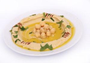 Hummus sisaldab lisaks kikerhernele ka seesamit ja oliiviõli, mis pakuvad küllastamata rasvhappeid.