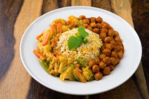 Kikerhernes koos teraviljaga annab kõik vajalikud asendamatud aminohapped.