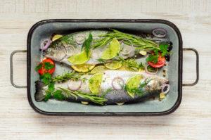 Histidiin on aminohape, mida leidub kalas ja on vaja eelkõige kasvueas.