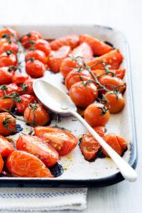 Tomatite kuumtöötlemisel seal leiduvate karotenoidide omastamine suureneb.