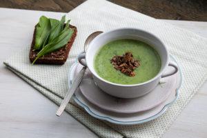 Brokkoli püreesupp