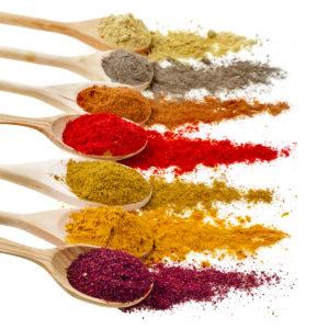 Maitseköögiviljad, maitseroheline ja vürtsid on rikkad toitainete ja mineraalide poolest ning vähendavad vajadust soola järele.