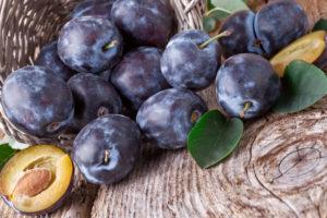 Ploomid on head maiustused tänu madalale fruktoosisisaldusele.