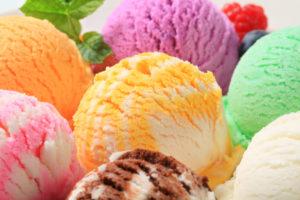 Vältida tasub tooteid, mis sisaldavad ainult puhast fruktoosi, näiteks mõned jäätised.