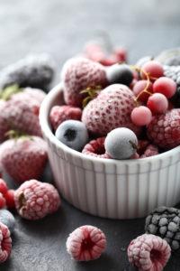 Koheselt külmutatud marjades säilivad kõik vitamiinid ja mineraalid.