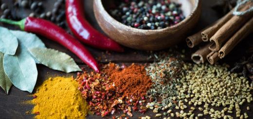 Maitseained sisaldavad rohkelt tervislikke omadusi, näiteks kurkum on juba tuhandeid aastaid tuntud ravim.