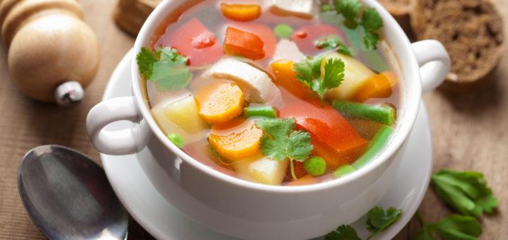 Supp aitab tänu vedelikule ja kuumtöötlusele toitainetel paremini imenduda.
