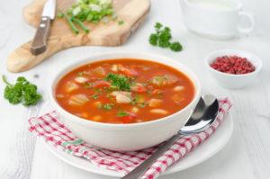 Supile tuleb lisada maitserohelist, mis annab lisaks heale maitsele ka C-vitamiini, folaate ja ensüüme.