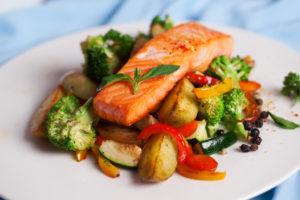Ahjus tuleb lõhet küpsetada kuni 175 kraadi juures, et säilitada oomega-3-rasvhappeid.