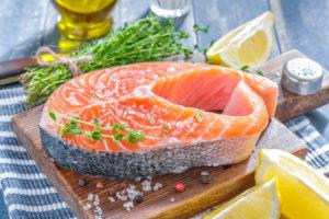 Lõhe on tuntud oma heade maitseomaduste poolest ning on väga toitainerikas.