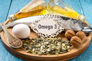 Oomega-3-rasvhapped aitavad ennetada põletike teket ja südamehaigusi.