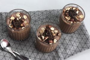 Šokolaadine metspähklikreem.