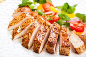 Kalkuni rinnaliha on valgurikas ja rasvavaene, mistõttu sobib see hästi kaalulangetaja menüüsse.