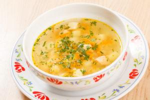 Kanalihast saab valmistada tervisliku ja maitsva supi, mis soodustab liiigeste tööd.