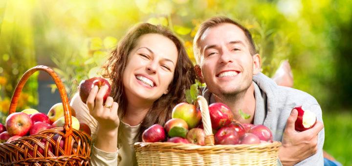 Vanasõna ütleb, et üks õun päevas hoiab arsti eemal, kuna õuna söömine tugevdab immuunsüsteemi ja soodustab seedimist.