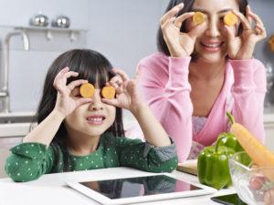 Porgandi koostisosad kaitsevad silma UV-kiirguse eest ja toetavad nägemist.