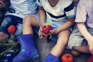 Lastele õpetad peedist lugupidamist peamiselt aktiivse eeskujuga.